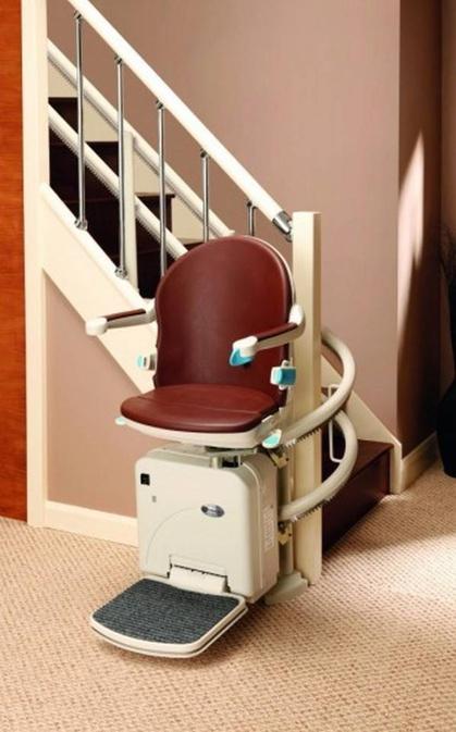 Foto montascale per disabili installato a ravenna for Boccato montascale